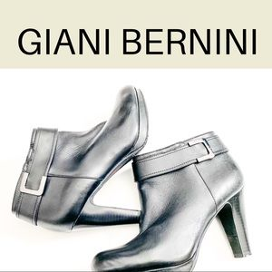 Gianni Bernini Netty Ankle Booties